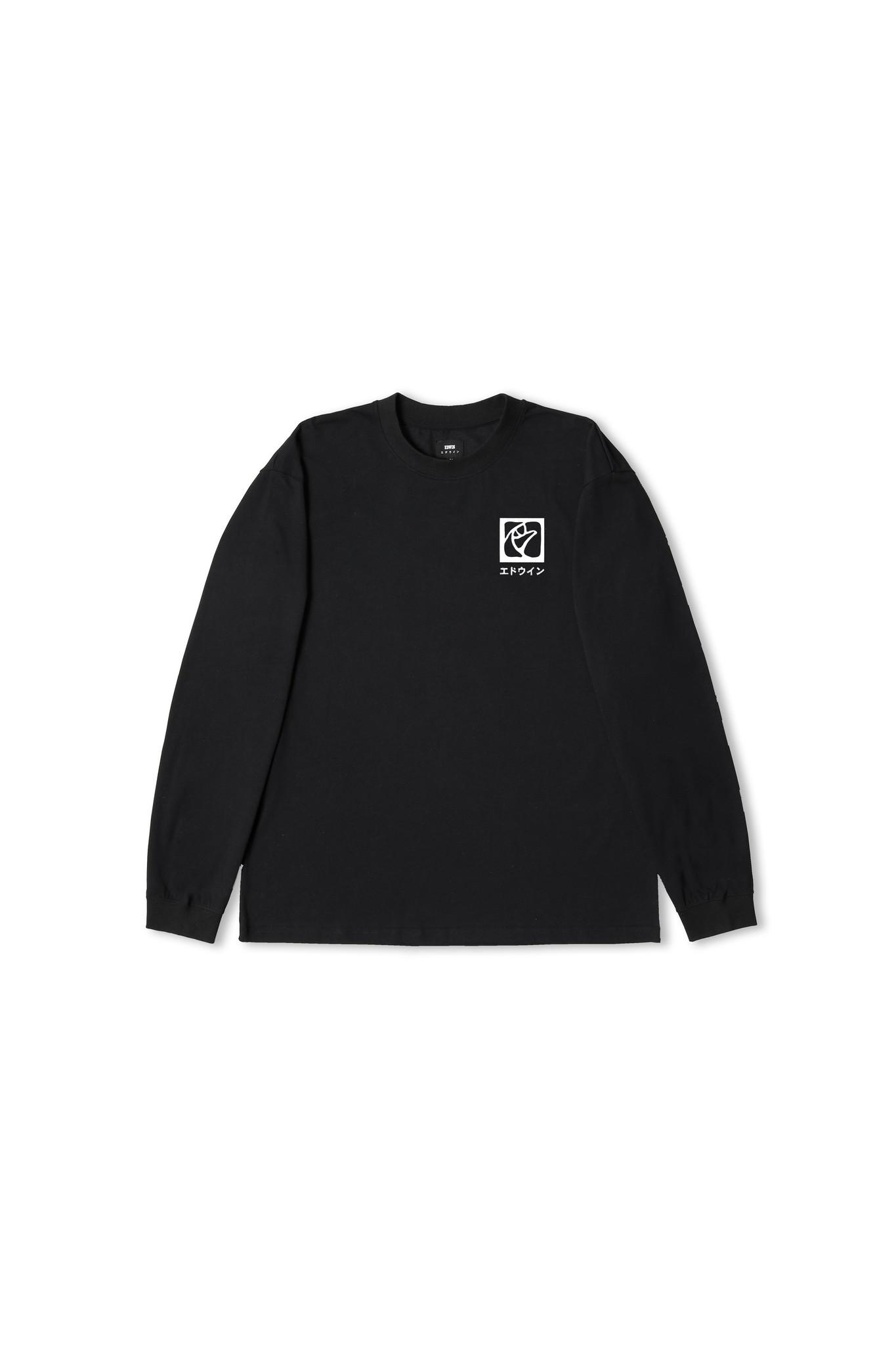 Hanani Longsleeve T-shirt Black-1