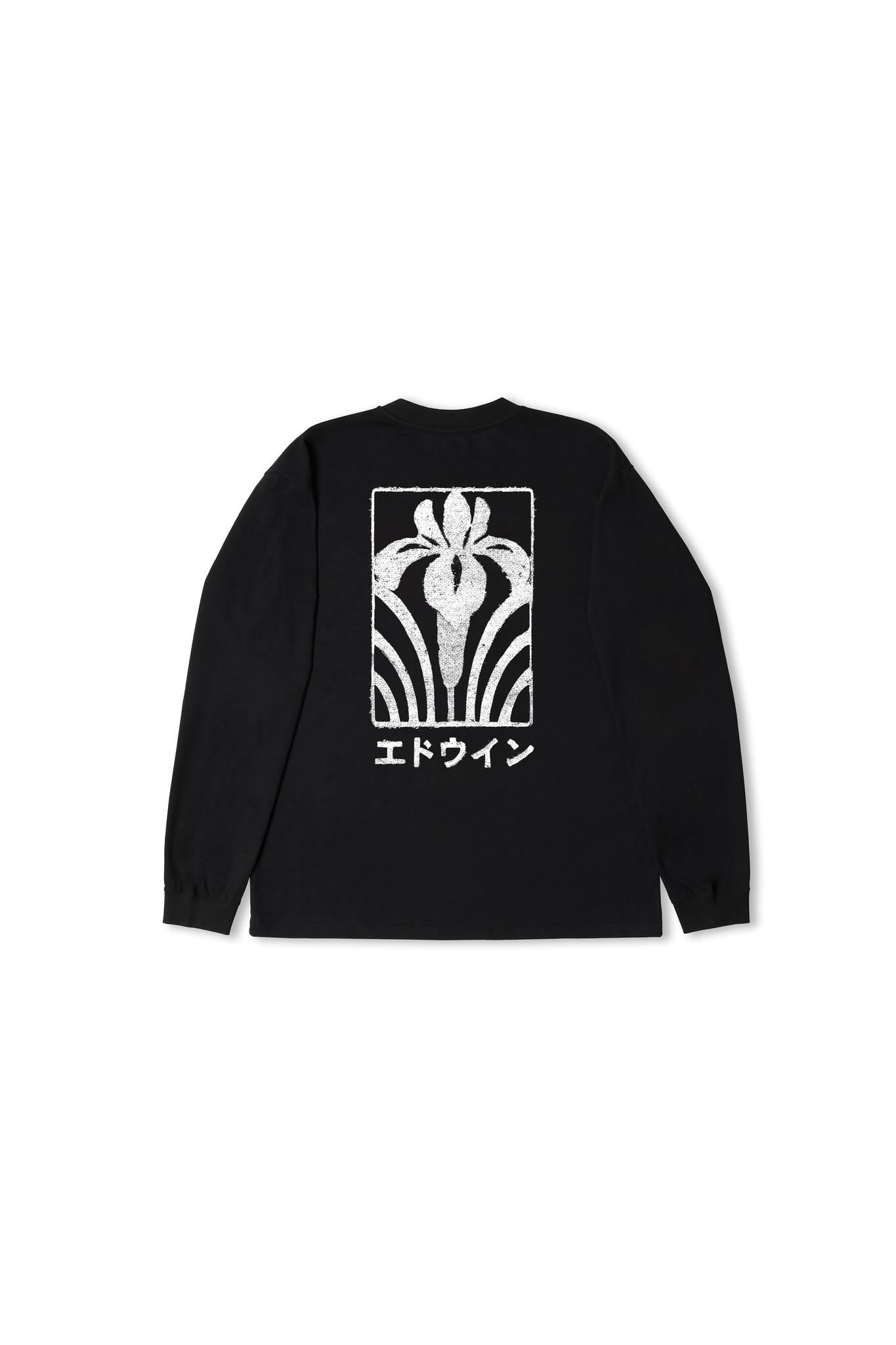 Hanani Longsleeve T-shirt Black-2