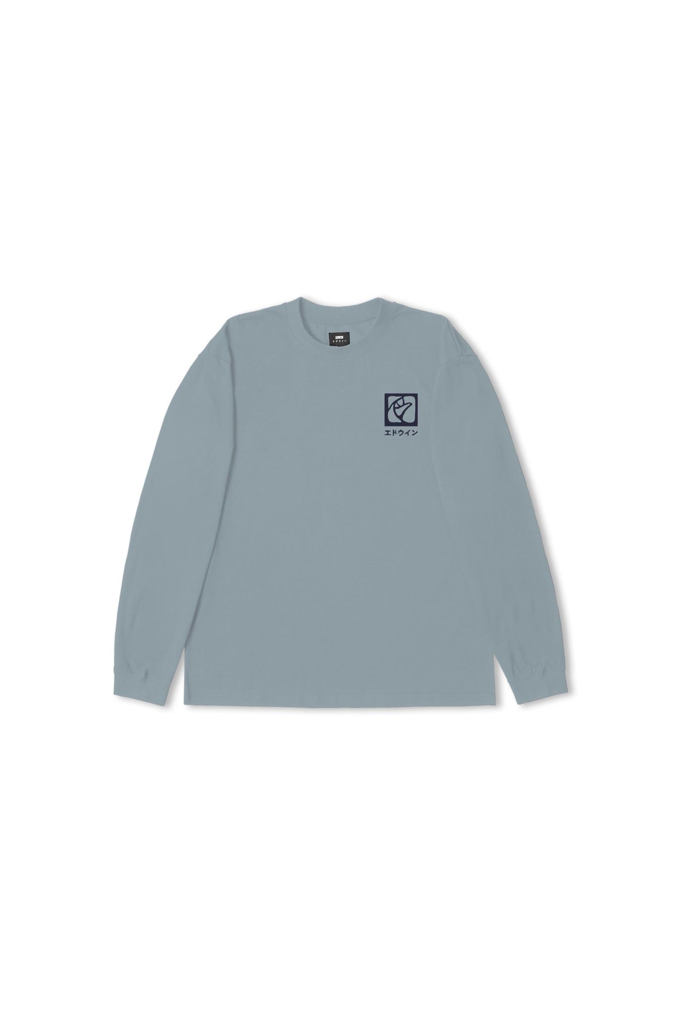 Hanani Longsleeve T-shirt Blue-1