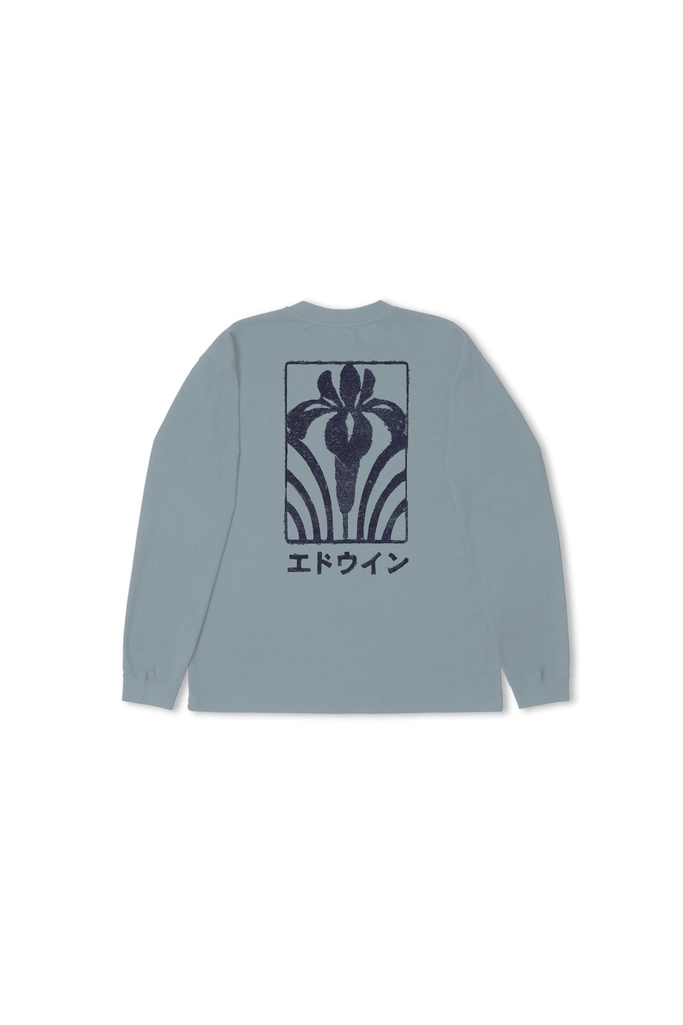 Hanani Longsleeve T-shirt Blue-2