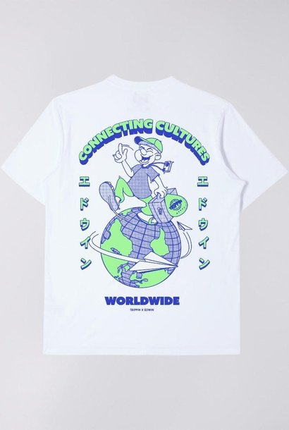 Tripping Limited T-shirt White