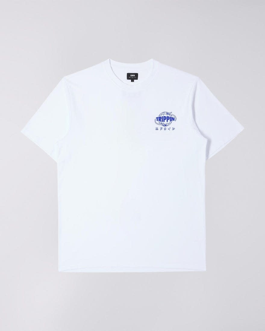 Tripping Limited T-shirt White-4