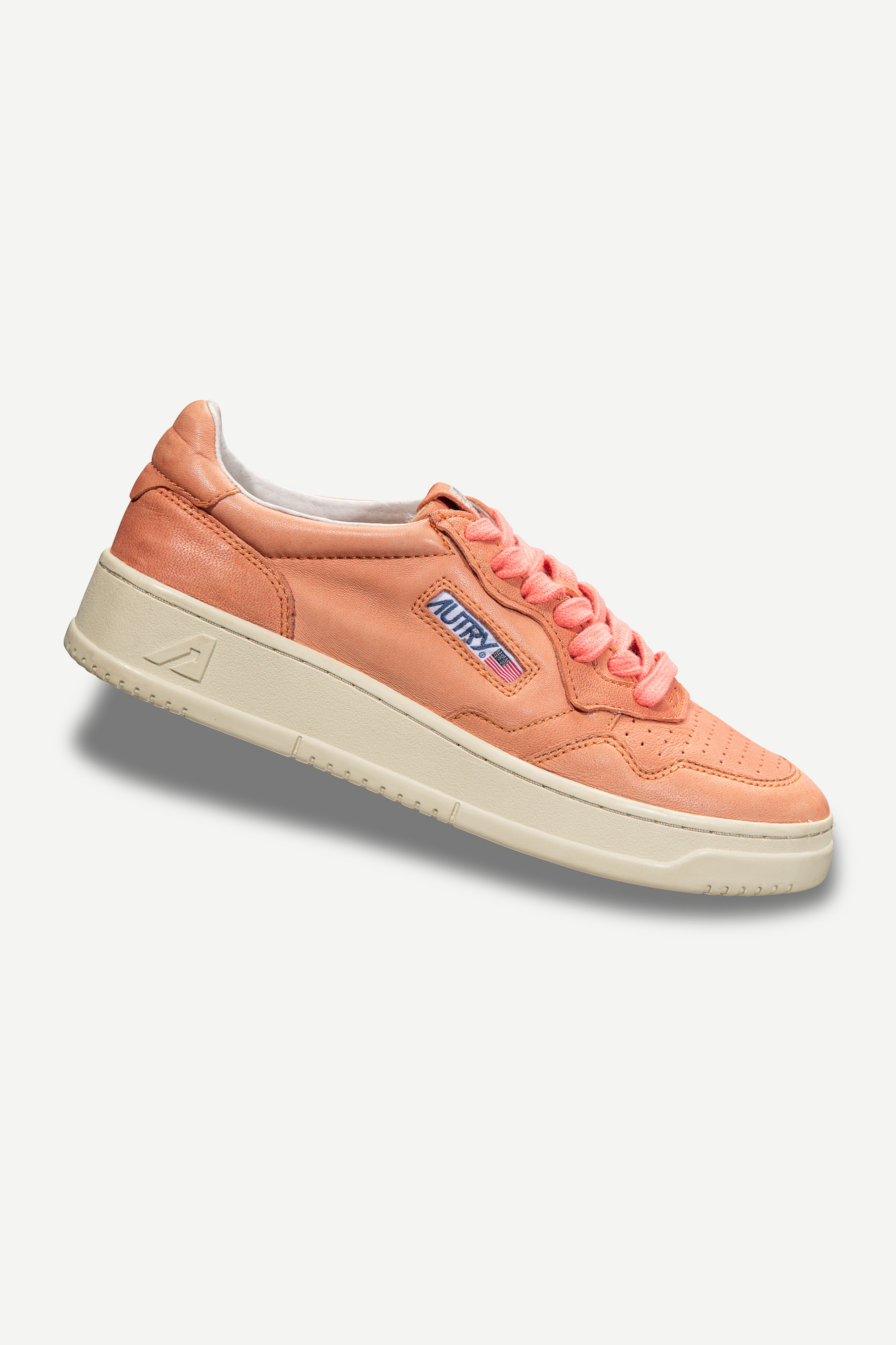 Medalist Low Goat Coral Pink Women-1