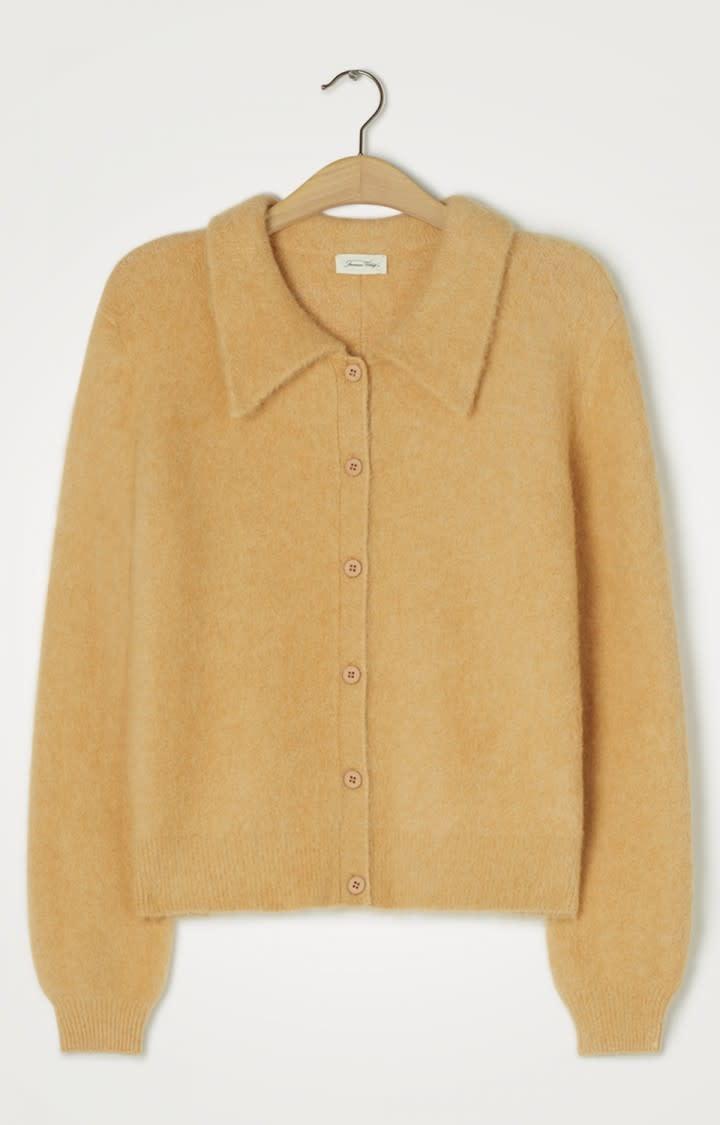 Ozolittle Biscotti Wool Vest-1