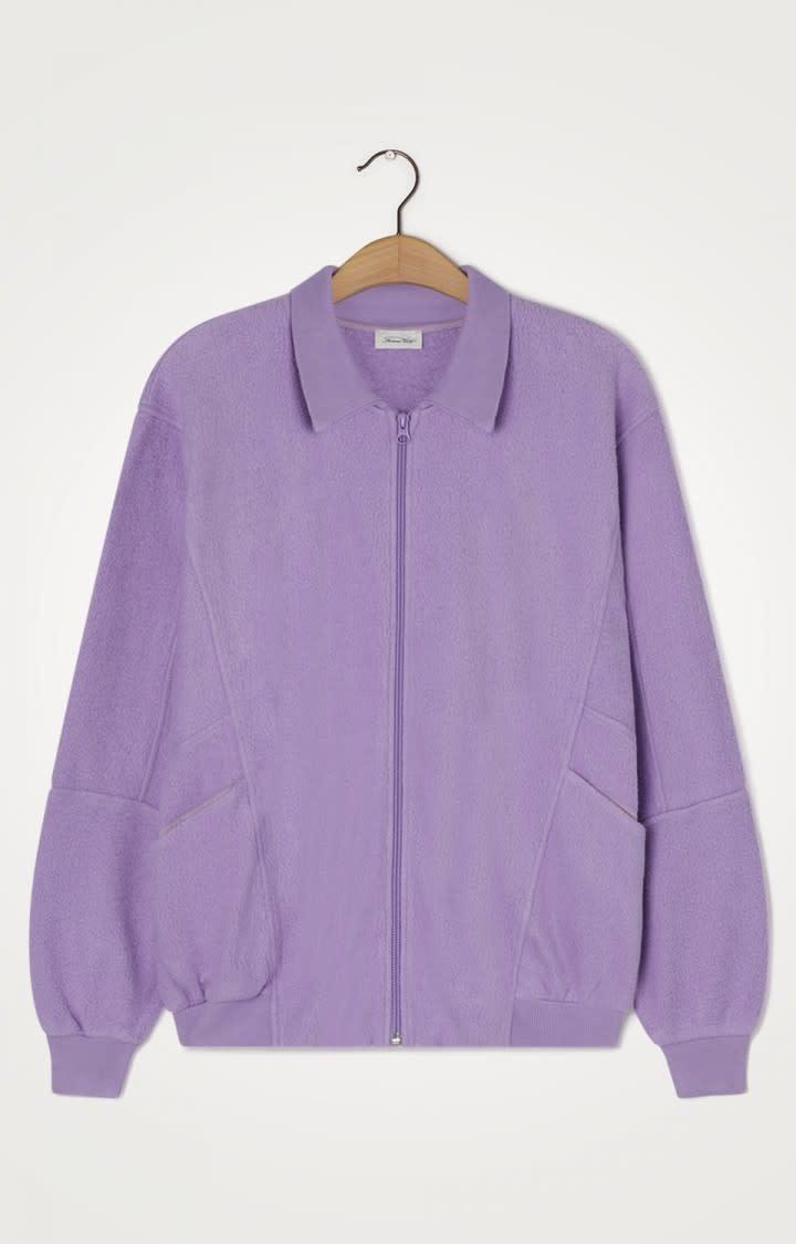 Lapow Mauve Purple Vest-1