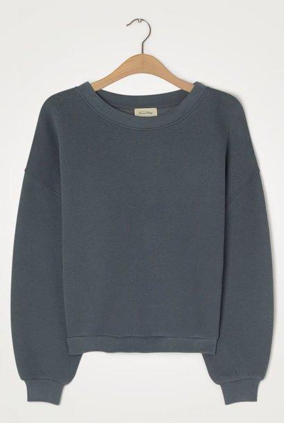 Ikatown Sweatshirt Storm Black