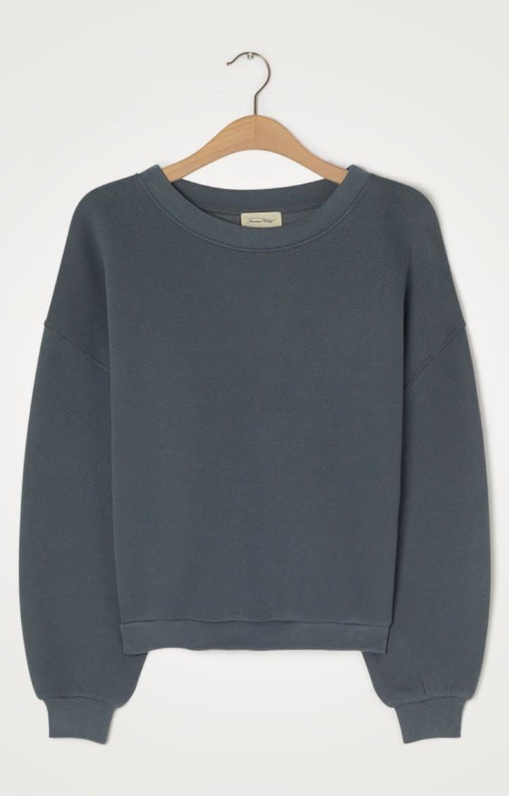 Ikatown Sweatshirt Storm Black-1