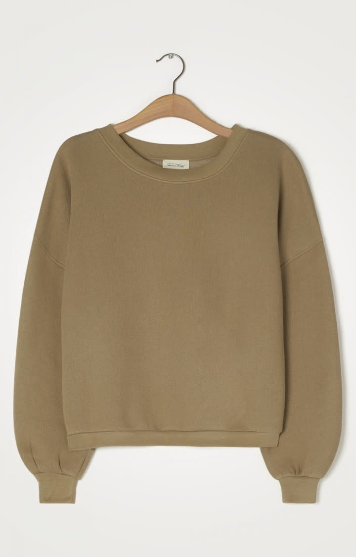 Ikatown Sweatshirt Brown-1