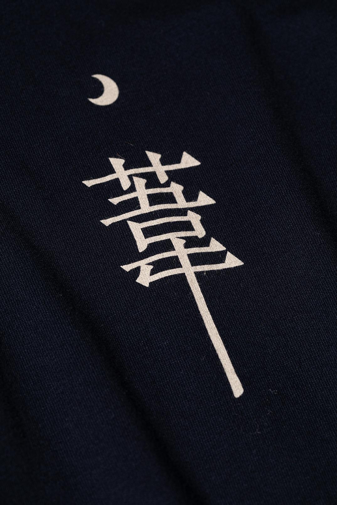 Dream Diaries T-shirt longsleeve Blauw-4