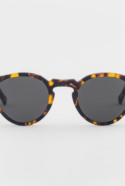 Forest Brown Havana Grey Sunglasses