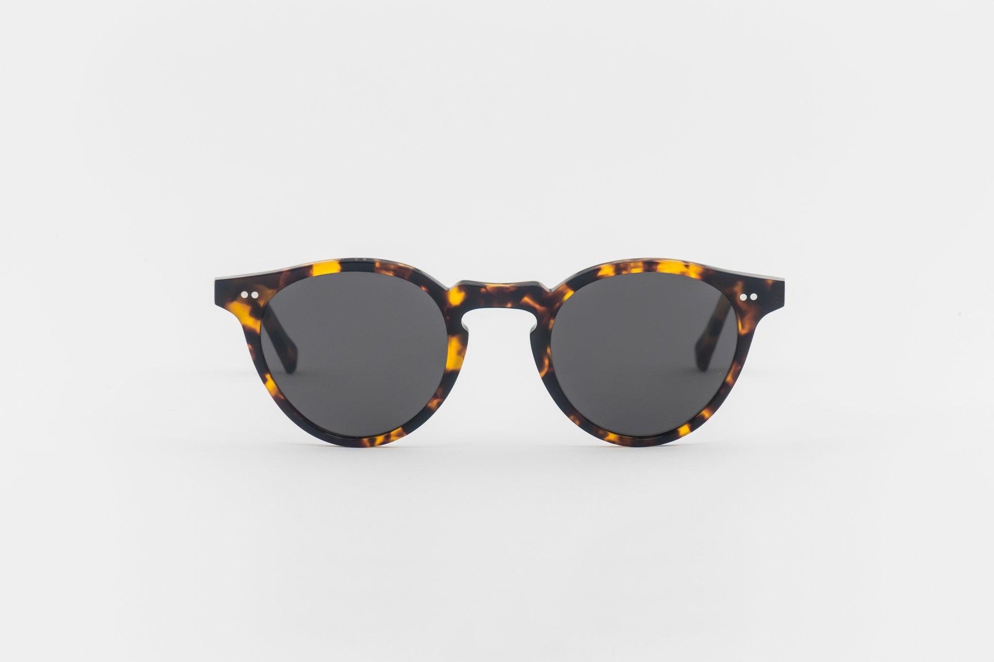 Forest Brown Havana Grey Sunglasses-1