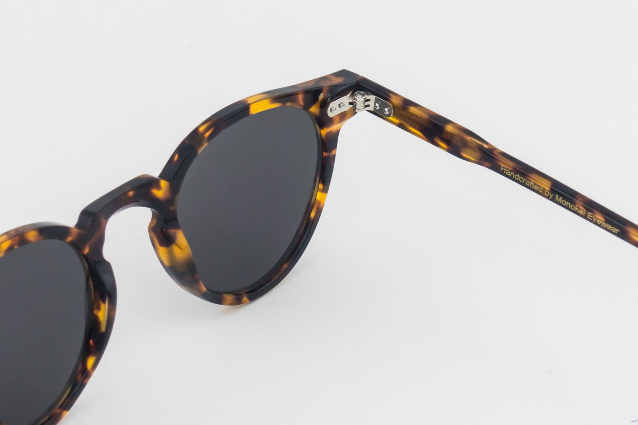 Forest Brown Havana Grey Sunglasses-2