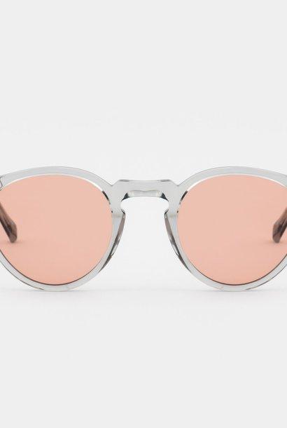 Forest Grey Orange Lens Sunglasses