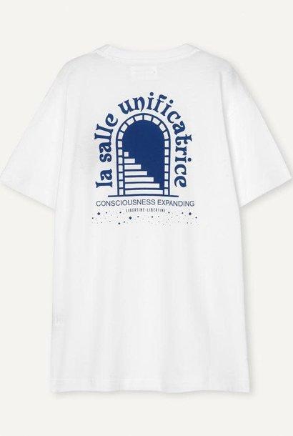Beat La Salle T-Shirt White