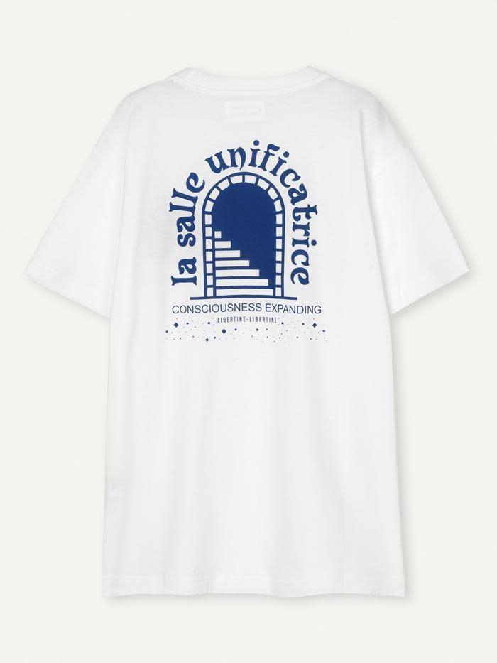 Beat La Salle T-Shirt White-1