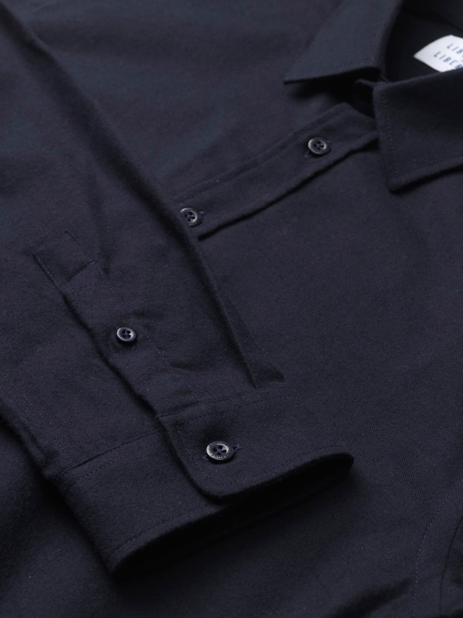 Babylon Donker Blauw Shirt Heren-2