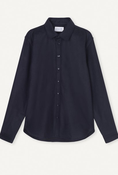 Babylon Dark Navy Shirt