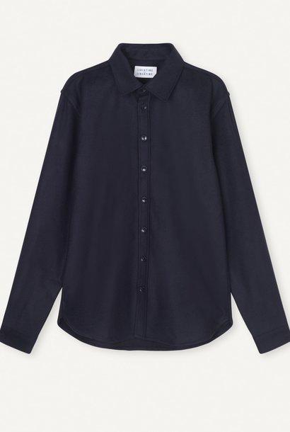Babylon Donker Blauw Shirt