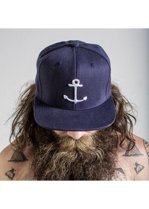 The Blue Uniform Cap Navy