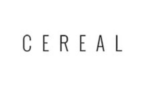 Cereal Magazine