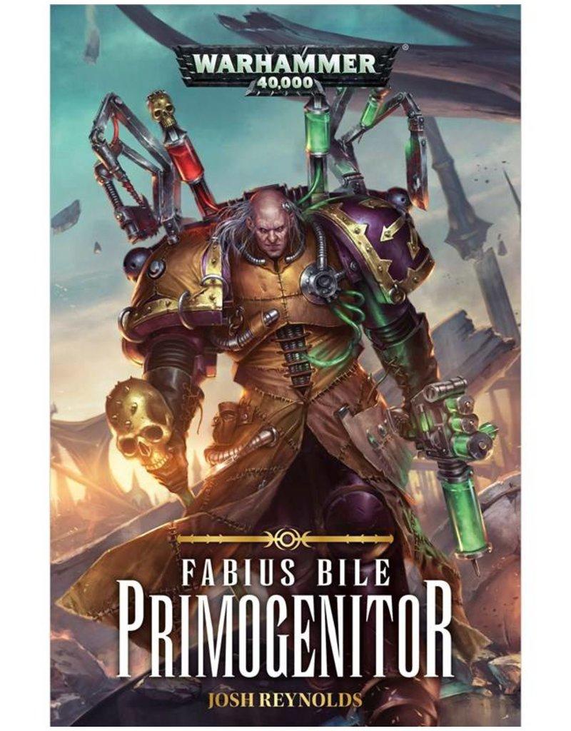 Games Workshop Fabius Bile:  Primogenitor (HB)
