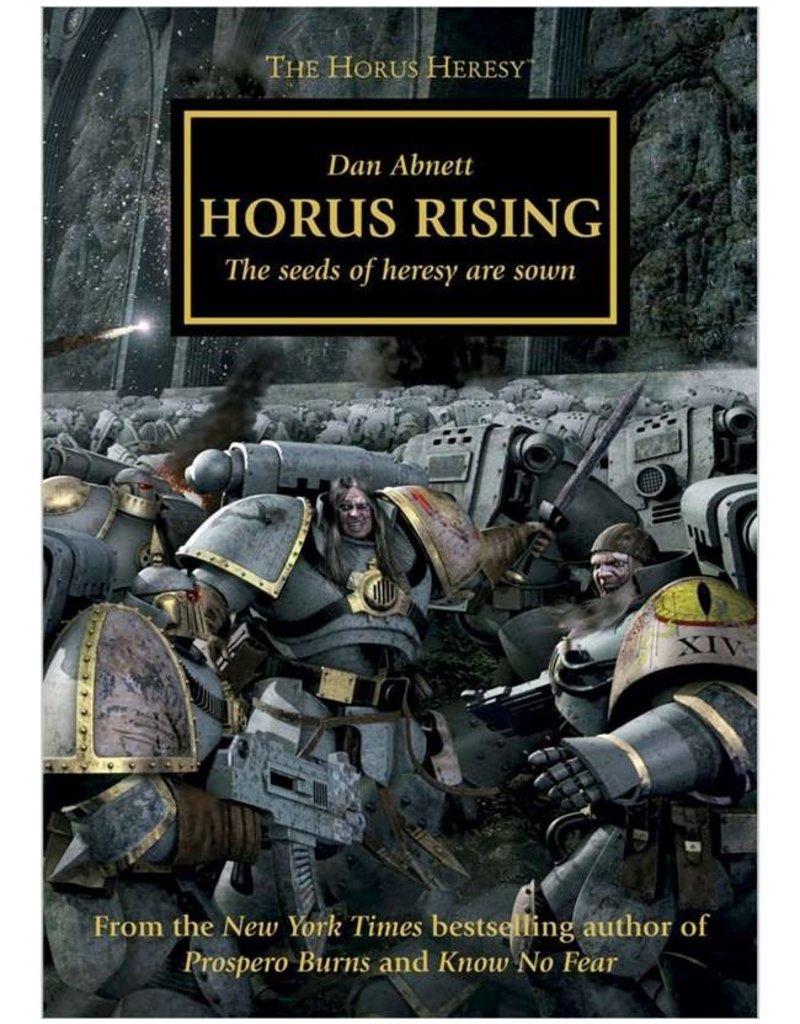 Games Workshop Horus Heresy:  Horus Rising (SB)