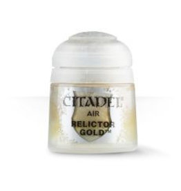 Citadel Airbrush:  Relictor Gold