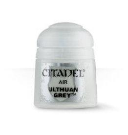Citadel Airbrush:  Ulthuan Grey