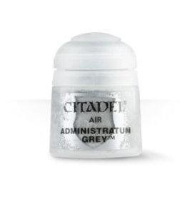 Citadel Airbrush:  Administratum Grey
