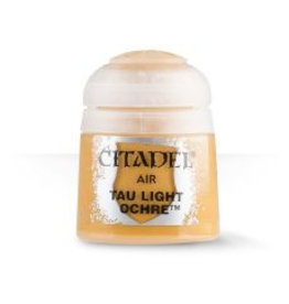 Citadel Airbrush:  Tau Light Ochre