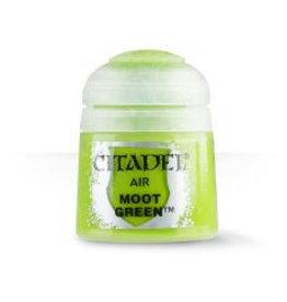Citadel Airbrush:  Moot Green