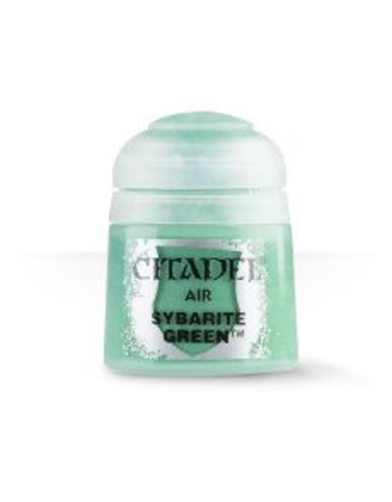 Citadel Airbrush: Sybarite Green 12ml
