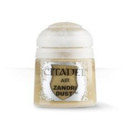 Citadel Airbrush:  Zandri Dust