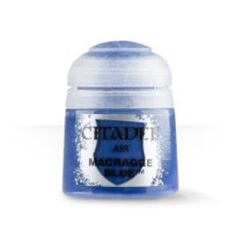 Citadel Airbrush:  Macragge Blue