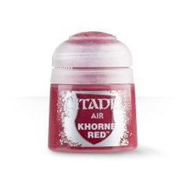 Citadel Airbrush:  Khorne Red