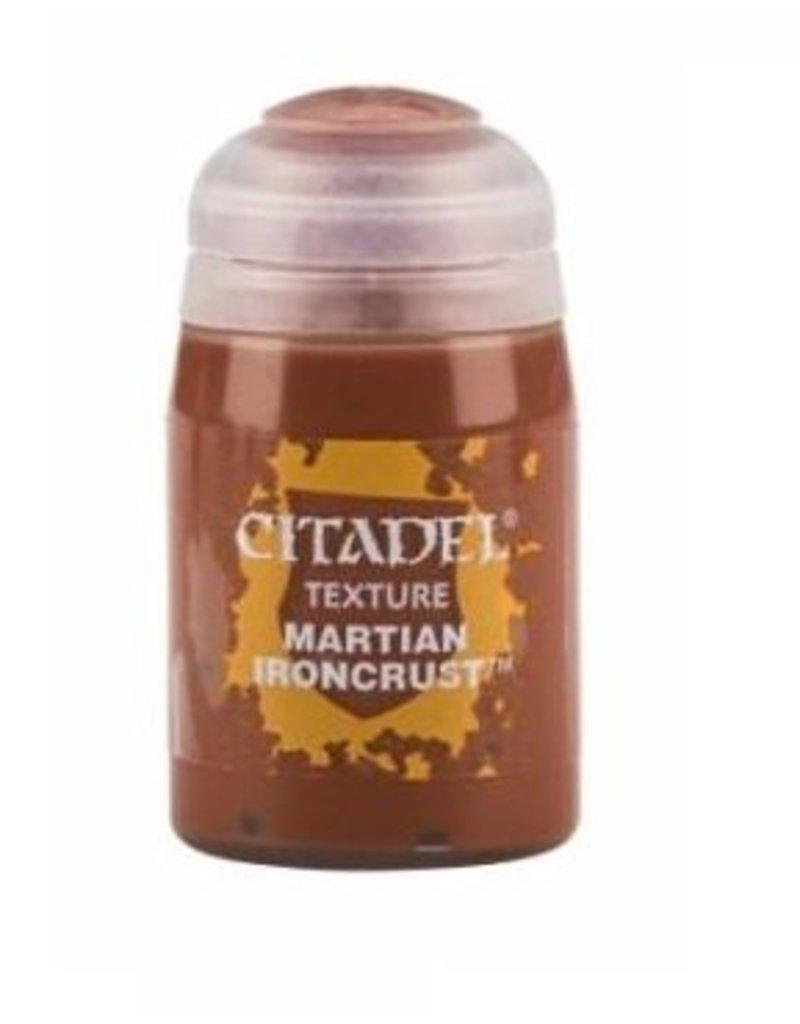 Citadel Texture: Martian Ironcrust 24ml