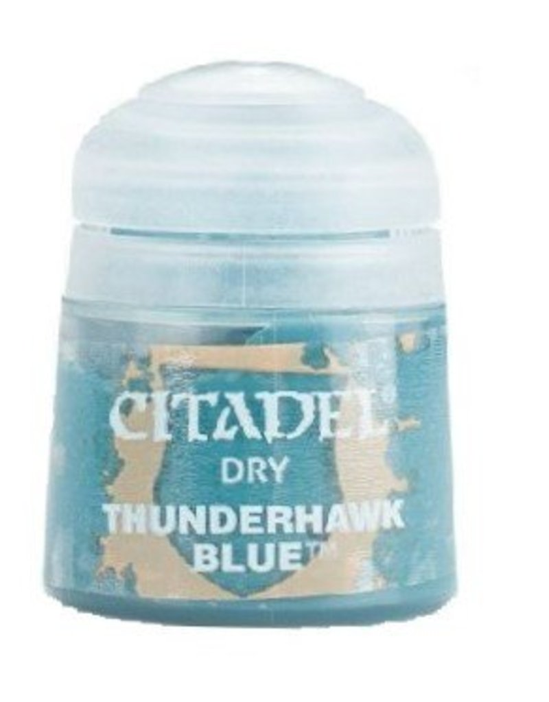 Citadel Dry: Thunderhawk Blue 12ml