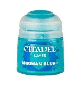 Citadel Layer:  Ahriman Blue