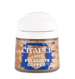 Citadel Layer:  Fulgurite Copper