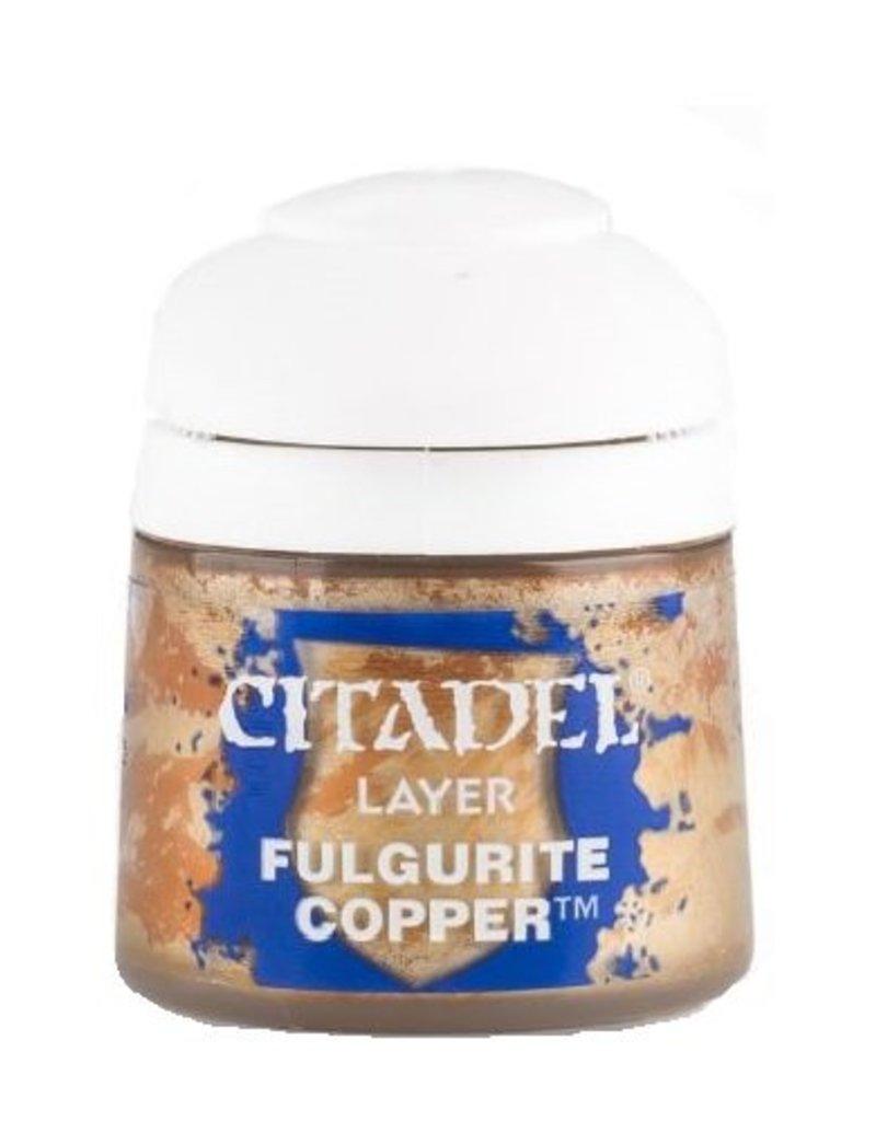 Citadel Layer: Fulgurite Copper 12ml