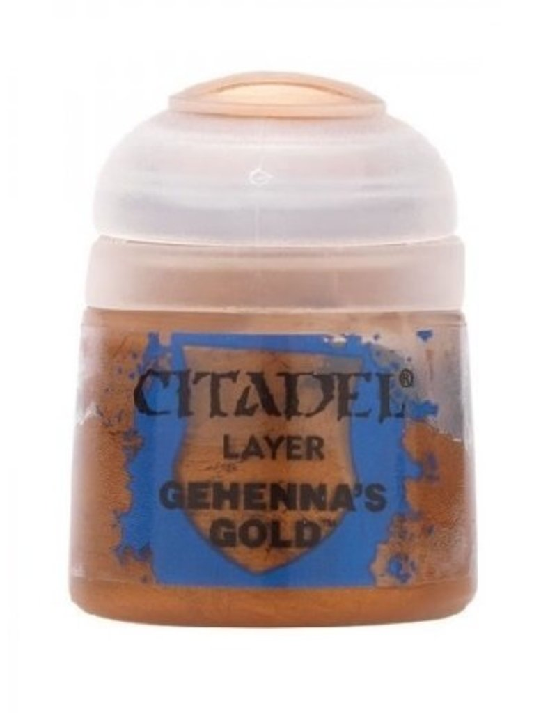 Citadel Layer: Gehenna's Gold 12ml