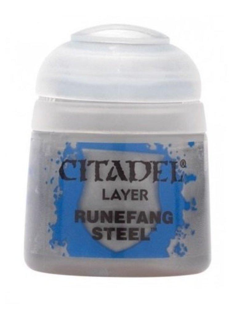 Citadel Layer: Runefang Steel 12ml