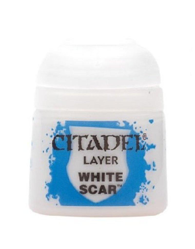Citadel Layer: White Scar 12ml