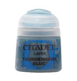 Citadel Layer:  Thunderhawk Blue