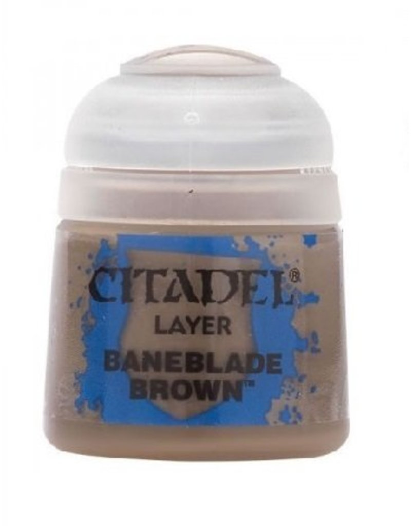 Citadel Layer: Baneblade Brown 12ml