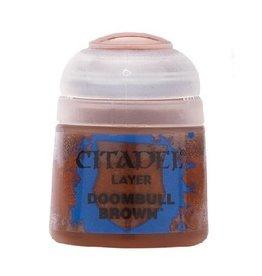 Citadel Layer:  Doombull Brown
