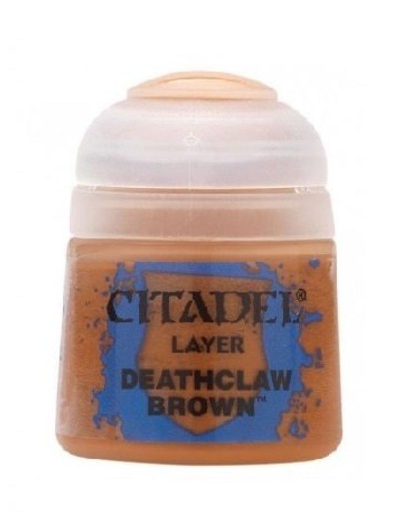 Citadel Layer: Deathclaw Brown 12ml