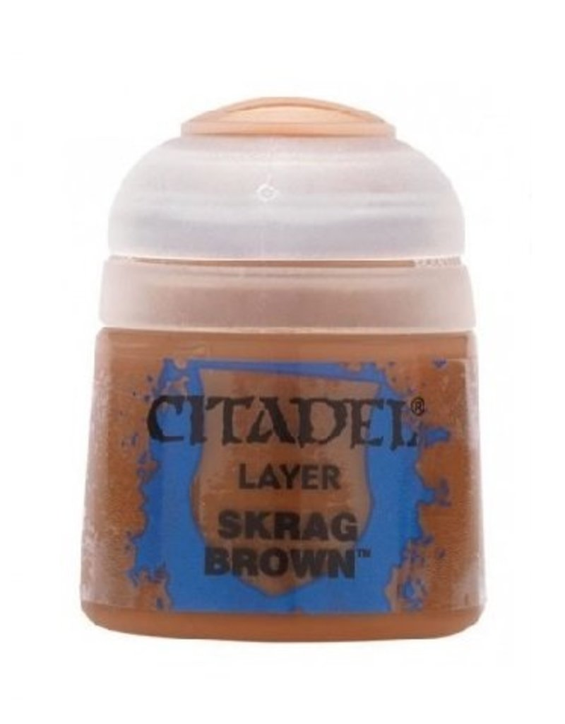 Citadel Layer: Skrag Brown 12ml