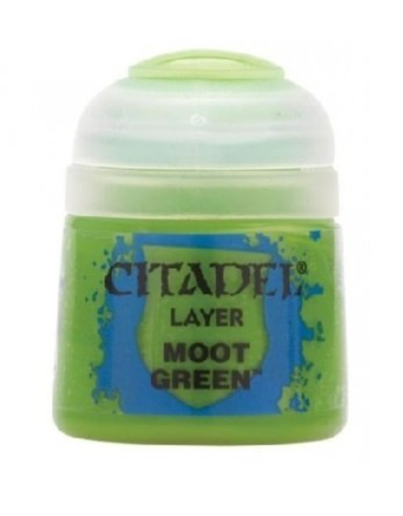 Citadel Layer: Moot Green 12ml