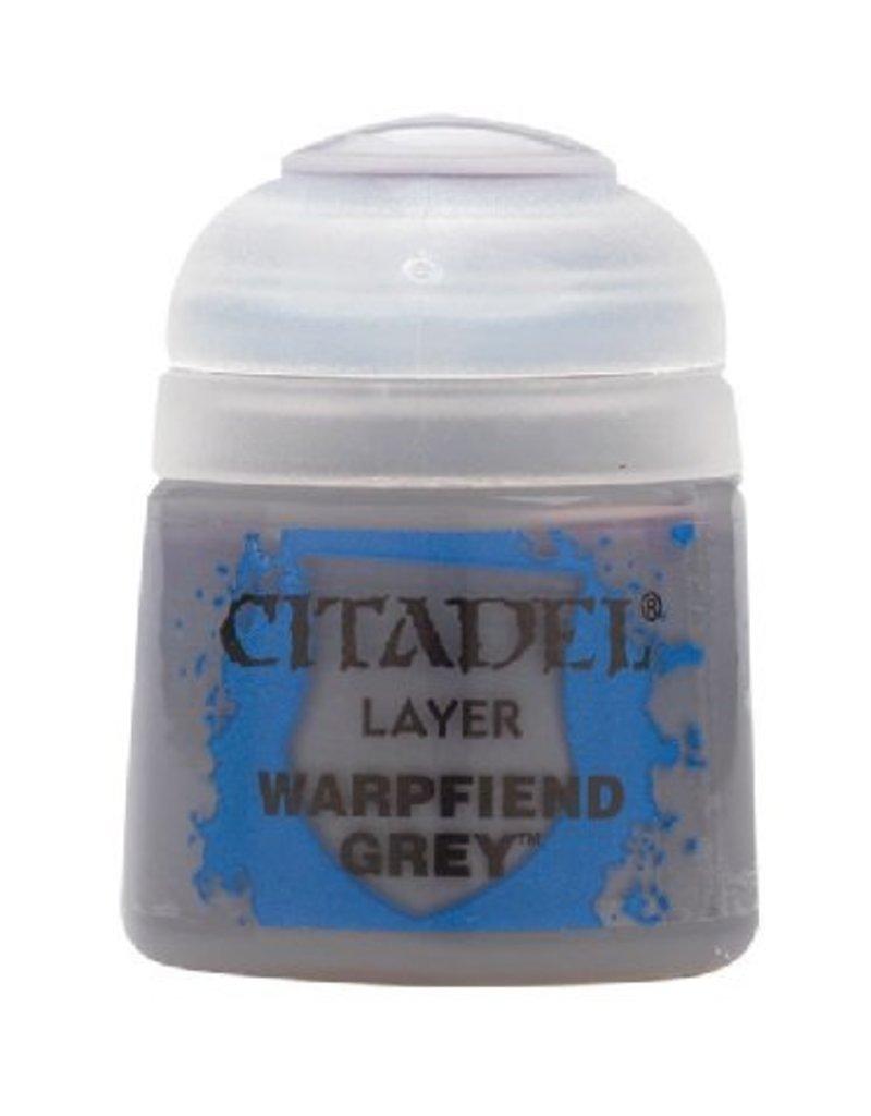 Citadel Layer: Warpfiend Grey 12ml